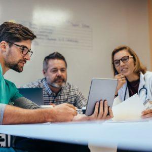 Pflegedienst Weiterbildung und Qualifitkation